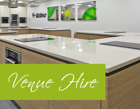 Venue for Hire The Cheshire Cookery School