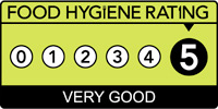 Food hygene rating 5 star