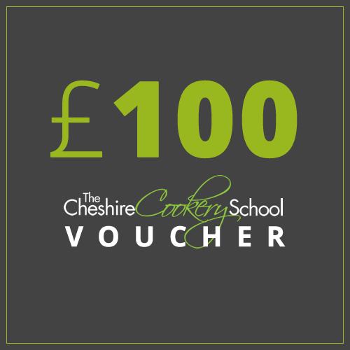 Cookery vouchers cheshire