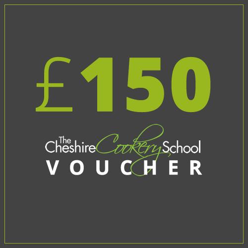 Cookery gift vouchers cheshire