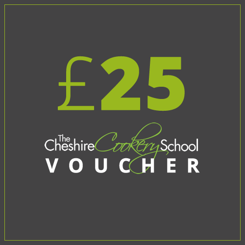 cooking class voucher gift cheshire