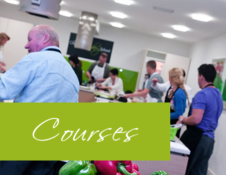 Full and half day cookery class
