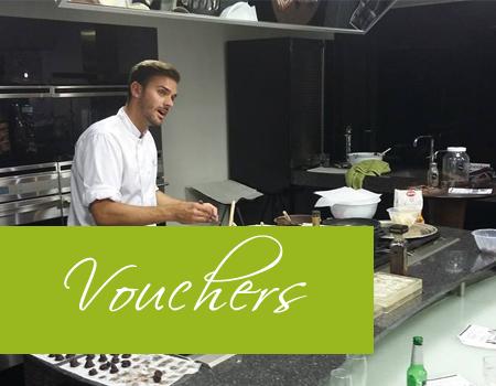 Cookery class vouchers