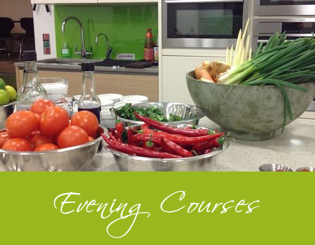 evening cookery classes cheshire