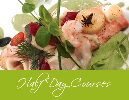 half day cookery classes cheshire