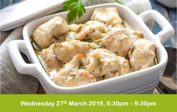 French Cookery 27-3-19