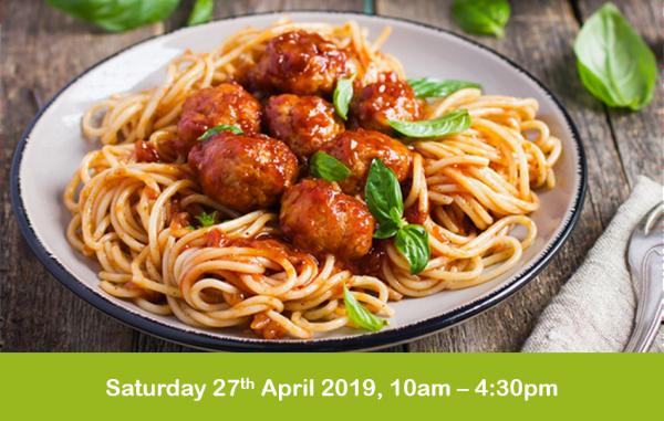Authentic Italian cooking 27-4-19
