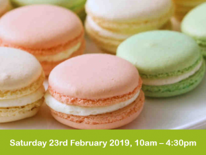 French patisserie macarons 23-2-19